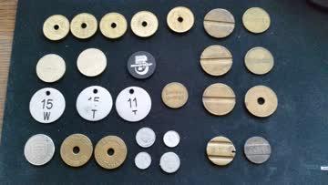 Div. Münzen