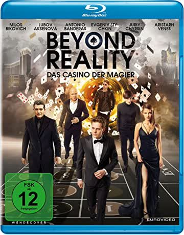Beyond Reality - Das Casino der Magier [Blu-ray]