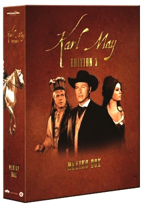 Karl May Edition 3 - Mexiko Box (2 DVDs)