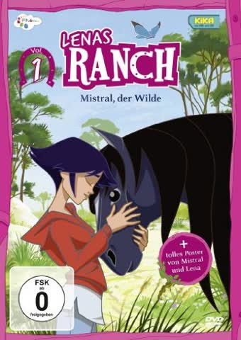 Lenas Ranch, Staffel 1 (Vol. 1) - Mistral der Wilde