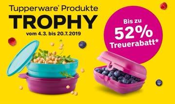 Coop Trophy Tupperware - 10 Sammelmarken