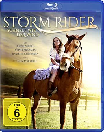 Storm Rider - Schnell wie der Wind [Blu-ray]