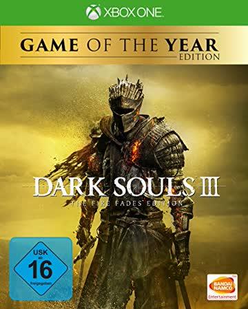 Dark Souls 3 - The Fire Fades Edition - [Xbox One]