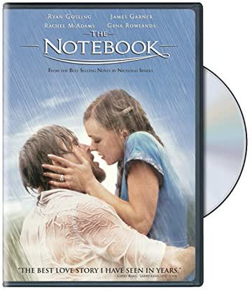 Notebook [DVD] [2004] [Region 1] [US Import] [NTSC]