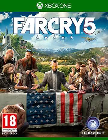 Far Cry 5 [AT PEGI] - Standard Edition - [Xbox One]