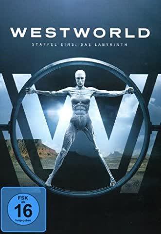 Westworld - Die komplette 1. Staffel [3 DVDs]