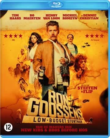 Ron Goossens - Low Budget Stuntman (Blu-ray)
