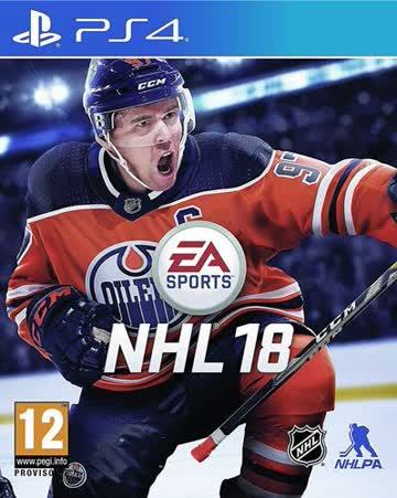 NHL 18 PS-4 AT