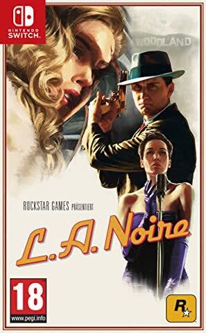 L.A. Noire - [AT-PEGI] - [Nintendo Switch]