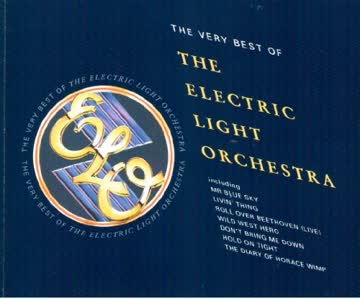 Electric Light Orchestra - The Very Best Of ( 2 Cds)-Telstar- (FR Import)