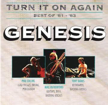 Genesis - Turn it on again-Best of 81-83