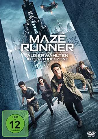 MAZE RUNNER: DIE AUSERWAE - MO [DVD] [2018]