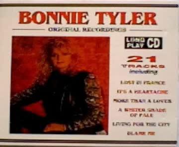 Bonnie Tyler - Best of