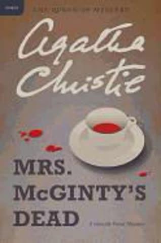 Mrs. McGinty's Dead (Hercule Poirot Mysteries)