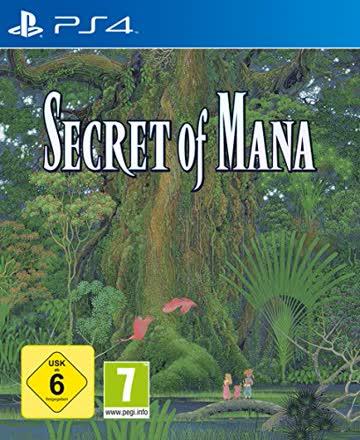Sony Secret of Mana - PS4