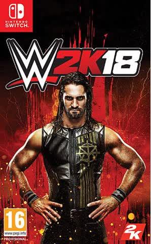 WWE 2k18 SWITCH AT [German Version]