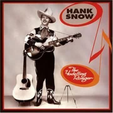 Hank Snow - The Yodelling Ranger 5-CD &