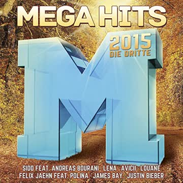 Various - Megahits 2015 - Die Dritte