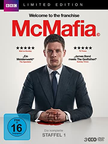 McMafia - Staffel 1 [Limited Edition] [3 DVDs]
