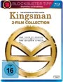 Kingsman - Teil 1+2 [Blu-ray]