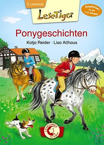 Lesetiger Ponygeschichten