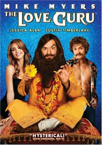 Love Guru [DVD] [2008] [Region 1] [US Import] [NTSC]
