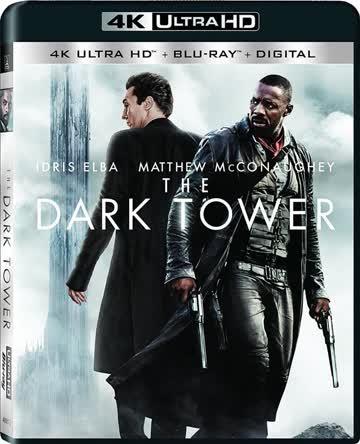 The Dark Tower - 4kUHD + Blu-ray