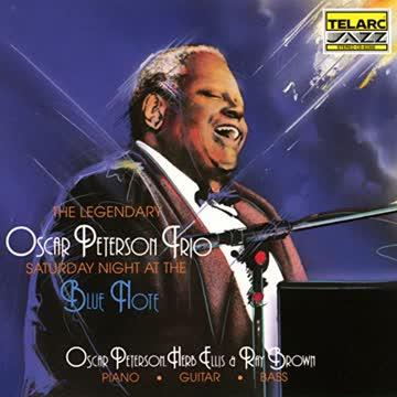 Oscar Trio Peterson - Saturday Night at Blue Note