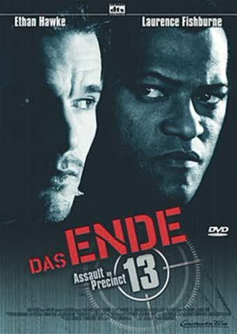 Das Ende - Assault on Precinct 13 [DVD] (2006) Ethan Hawke, Laurence Fishburne