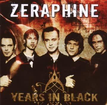 Zeraphine - Years In Black - Best of