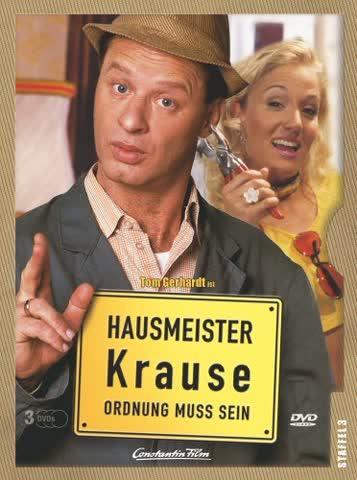 HAUSMEISTER KRAUSE S3 - MOVIE [DVD]