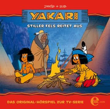 Yakari, Folge 018 - Stiller Fels reitet aus