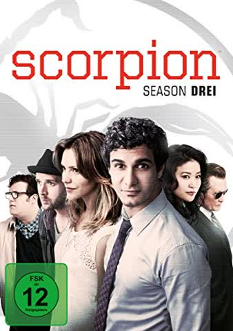 Scorpion - Season drei [6 DVDs]