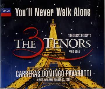 Carreras - You'll Never Walk Alone