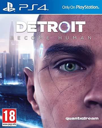 Detroit: Become Human PS-4 AT [German Version]