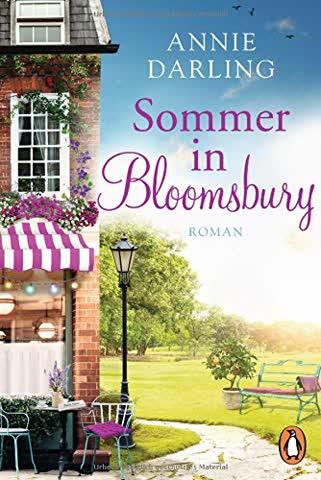 Sommer in Bloomsbury: Roman (Die Bloomsbury-Reihe, Band 2)