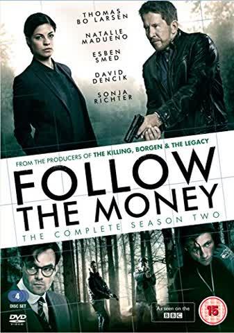 Follow The Money Season 2 [4 DVDs] [UK Import]