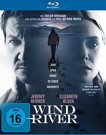 Wind River [Blu-ray]