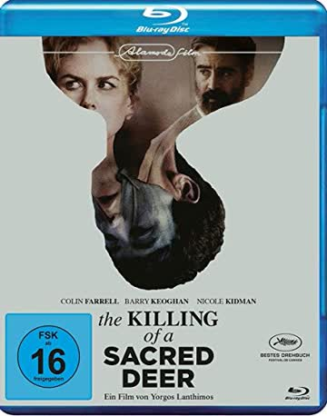 KILLING OF A SACRED DEER - MOV