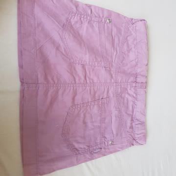 Süsser wenig getragener jupe gr 140