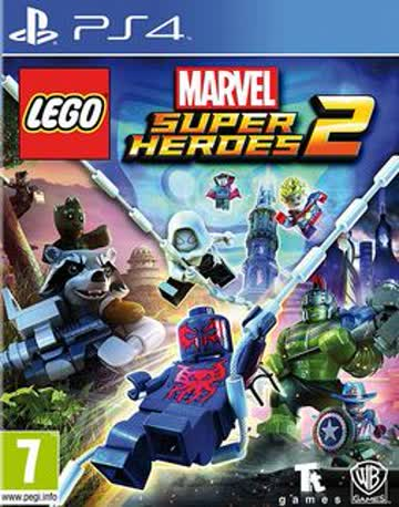 Lego Marvel Superheroes 2 PS-4 AT