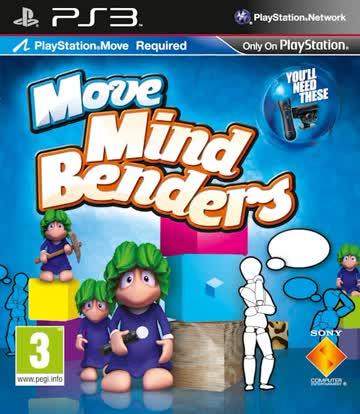 Move Mind Benders: Playstation 3, ML