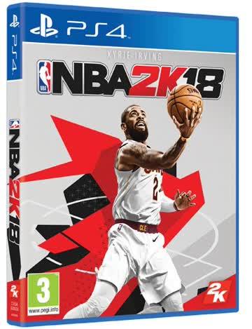 NBA 2K18 DayOne Edition [AT-PEGI]