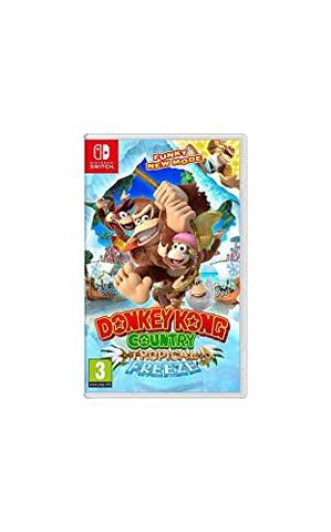Donkey Kong Country Freeze Switch AT