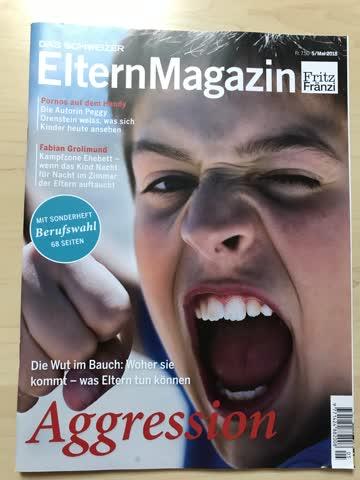 Das Schweizer ElternMagazin 05 / Mai 2018