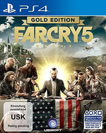 Far Cry 5 Gold Edition [AT-PEGI] [German Version]