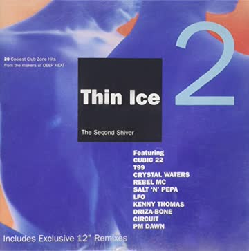Various - Thin Ice 2: The Second Shiver