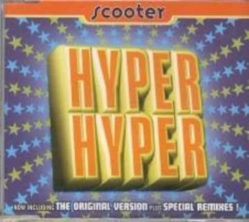 Scooter - Hyper Hyper Remix