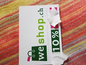 10% we shop.ch