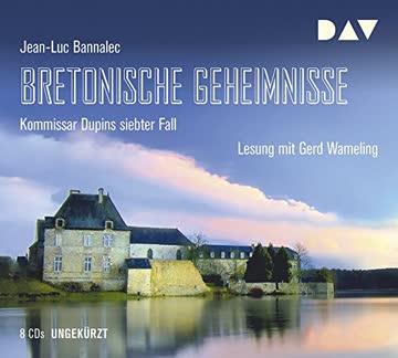 Bretonische Geheimnisse. (Kommissar Dupins 7. Fall)
